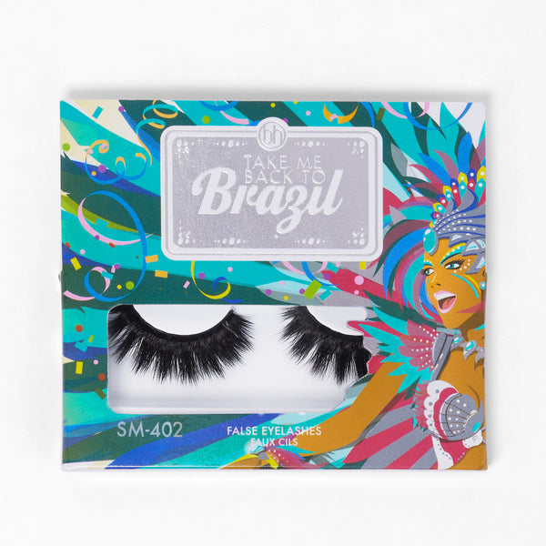 Take Me Back to Brazil Eyelashes SM-402