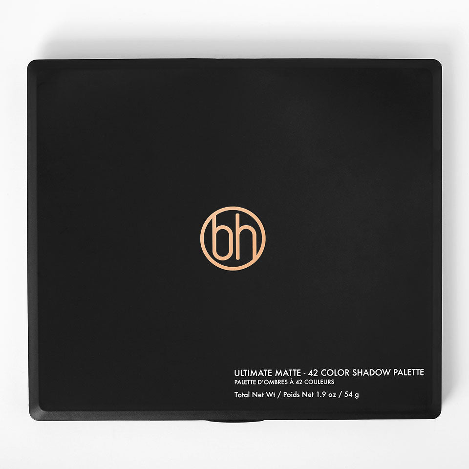 Ultimate Matte 42 Color Eyeshadow Palette   BH Cosmetics