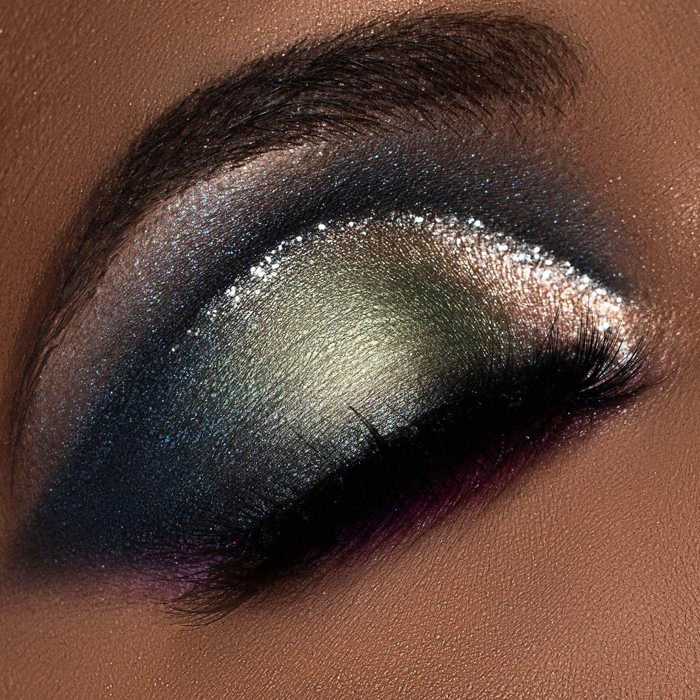 Solar Flare - 18 Color Baked Eyeshadow Palette by BH Cosmetics #20