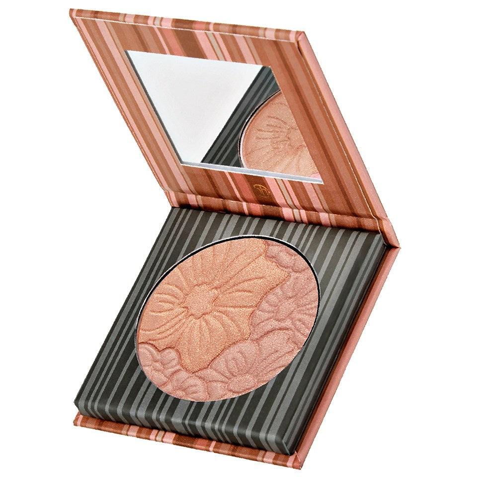 Floral Blush Duo Cheek Color | Rosy Glow Blush Bronzer | BH Cosmetics