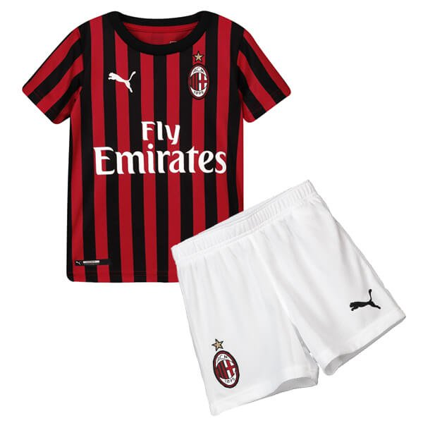 check out a1772 63e35 AC Milan 2019-2020 Kids - Home Kit
