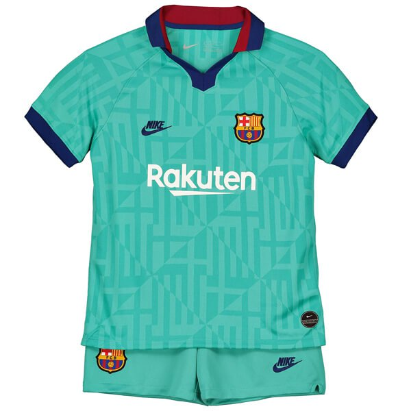 FC Barcelona Third Football Kit 19/20 Kids | TheFootballwear
