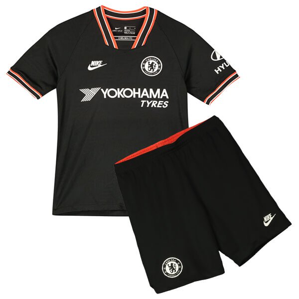 brand new e5373 3b524 Chelsea FC 2019-2020 Kids Third Kit