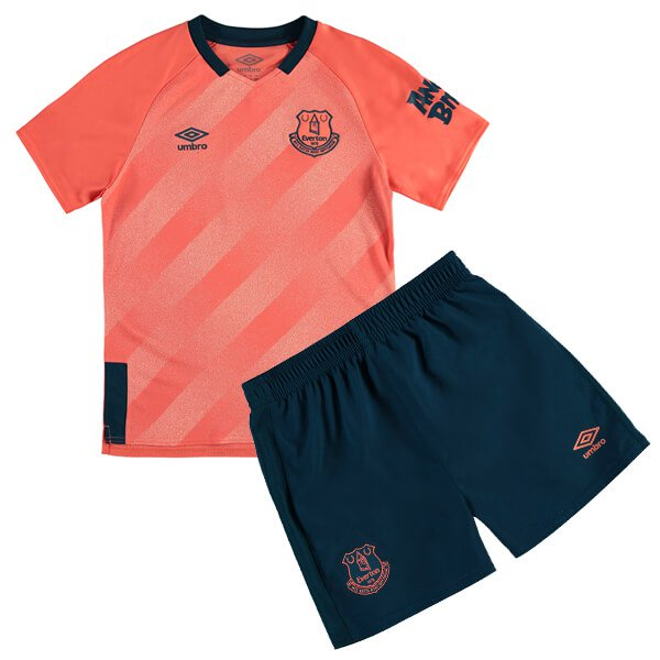 Everton Away Football Kit 19 / 20 Niños | TheFootballwear