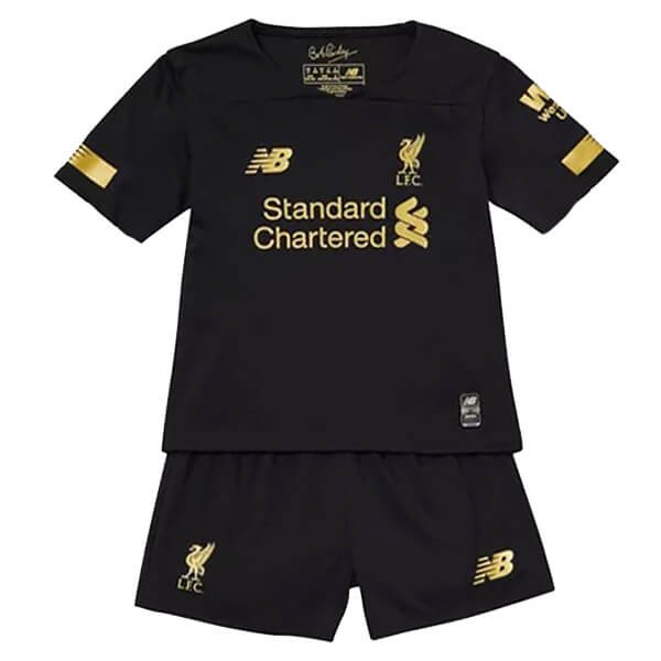 Liverpool FC 2019-2020 Kids Goalkeeper Kit