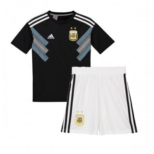 الأرجنتين 2018-2019 Kids - Away Kit - FootballWear