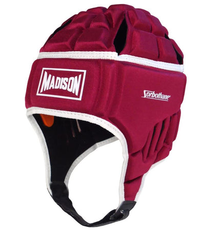 Madison Genesis Headguard- Maroon