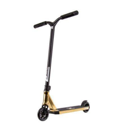 Root Industries Type R Complete Scooter - Gold Rush