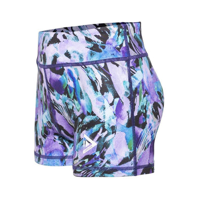 Arrow Impact Girls Shorts- Splash of Colour