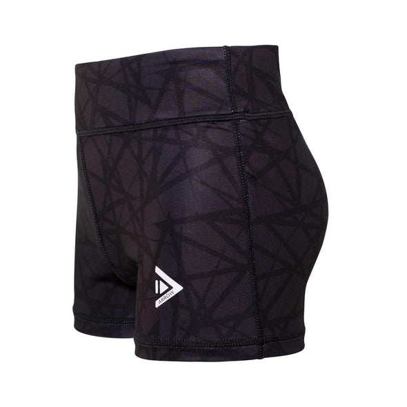 Arrow Geo Gunmetal Shorts