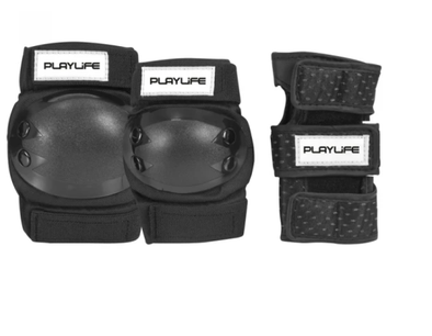 Playlife Junior Tri Pack- Black