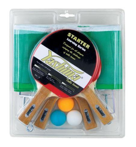 Yashima Deluxe 4 Player Table Tennis Set