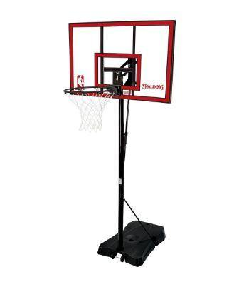 44 Inch Polycarbonate Basketball System - Little Rookie Sport - Little Rookie Sport (4321551548477)