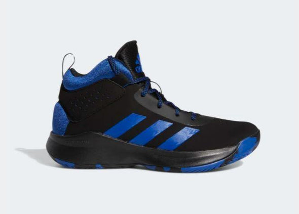 Adidas Cross Em Up 5 Basketball Shoes- Junior