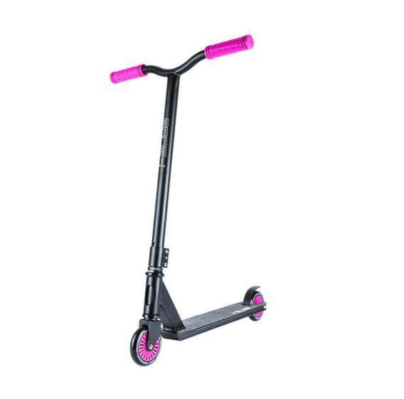 i-Glide JR Complete Kids Scooter- Black/Pink