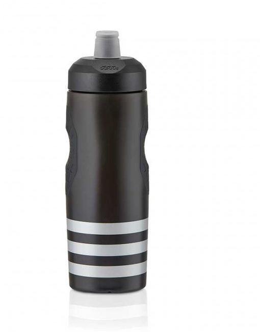 Adidas Anti-Spill Performance Water Bottle-BLACK 900ml