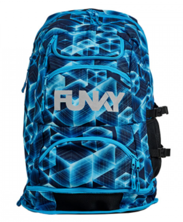 Funkita Elite Squad Backpack- Another Dimension
