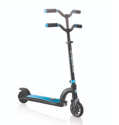 GLOBBER ONE K E-Motion 10 Kids / Youth Electric Scooter -Blue - Little Rookie Sport (4283040170030)