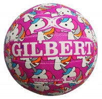 Gilbert Netball Glam Unicorns- Sz4 - Little Rookie Sport (1897354002478)