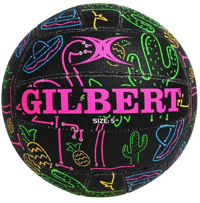Gilbert Netball Glam Vice Sz 5 - Little Rookie Sport (4187098972206)