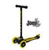 Joey 3 Wheel Scooter- CONSTRUCTION