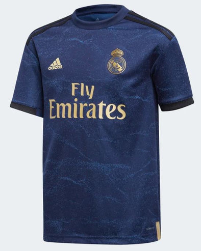 Real Madrid Away Jersey - Little Rookie Sport (4349537517629)
