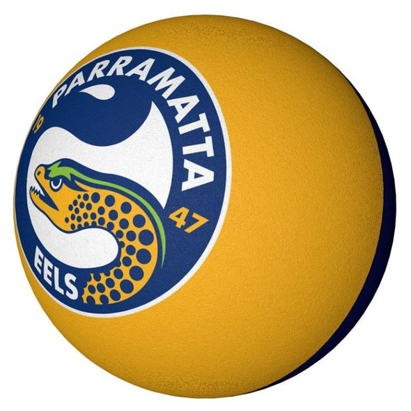 Parramatta Eels 60mm Bounce Ball