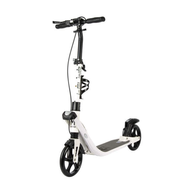 i-Glide Metro PLUS Commuter Scooter- White
