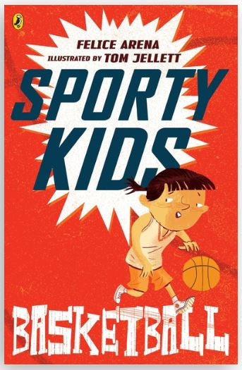 Sporty Kids- Basketball - Little Rookie Sport (4346664681533)