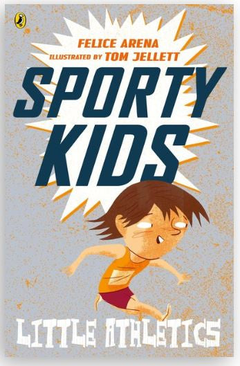 Sporty Kids- Little Athletics - Little Rookie Sport (4346663960637)
