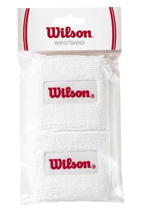 Wilson Wristband Single 2 Pack - Little Rookie Sport (1948208332846)