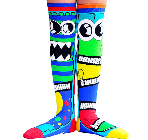 Madmia MONSTER Socks- Age 6-99