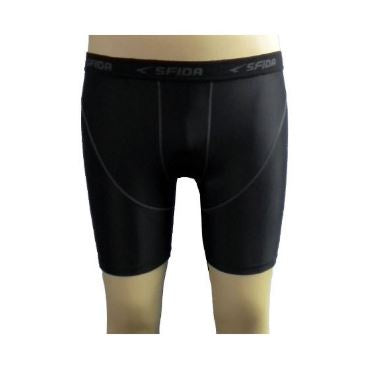 Sfida Boys Compression Half Short - Little Rookie Sport (1998570717230)