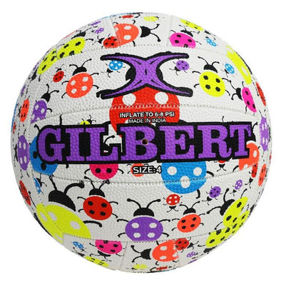 Gilbert Netball Glam Beetlemania Sz 4 - Little Rookie Sport (4187098841134)