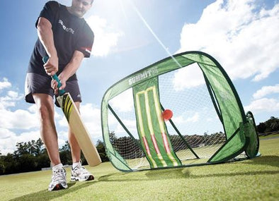Pop up Cricket Stumps & Net