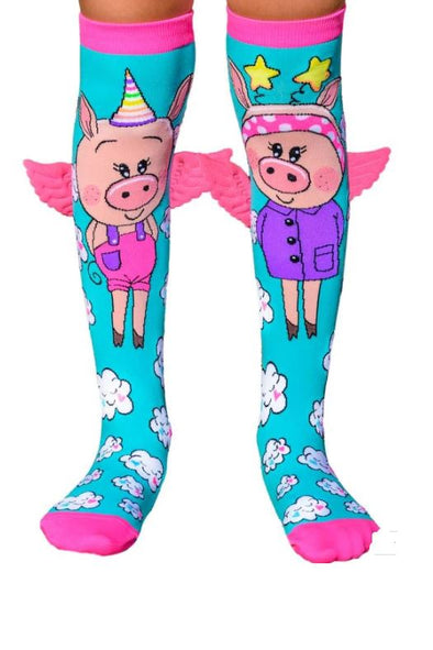 Madmia PIGGY socks with wings