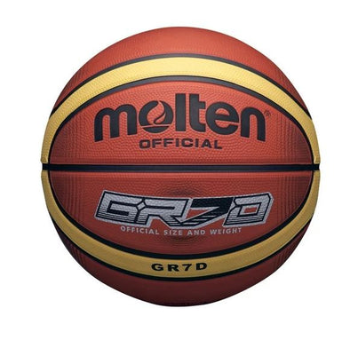 Molten GRX Series Basketball- Tan