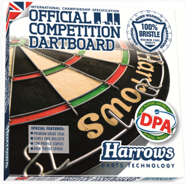 Harrows Official Competition Dartboard