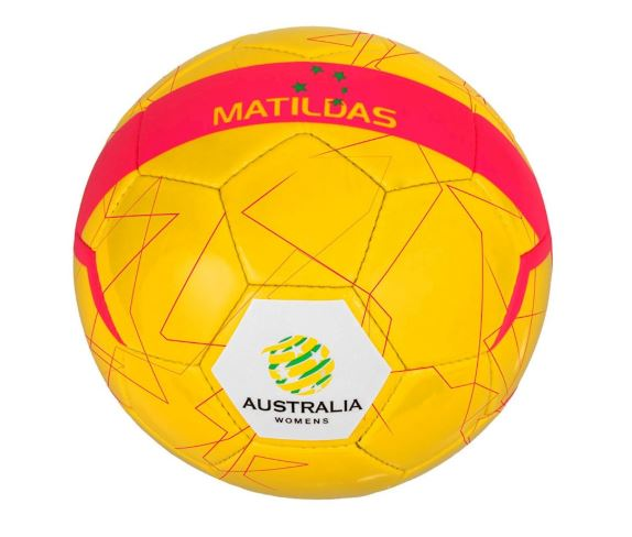 Matildas Soccer Ball SZ5 - Little Rookie Sport (1897356591150)