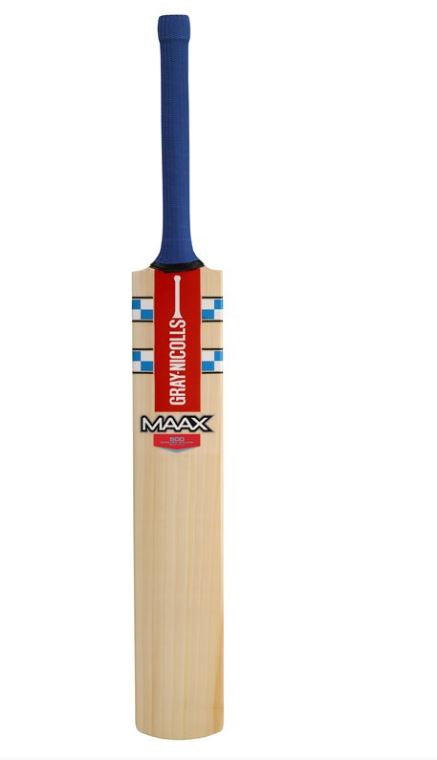 Maxx Strike Blue Readyplay Bat- Kashmir Willow