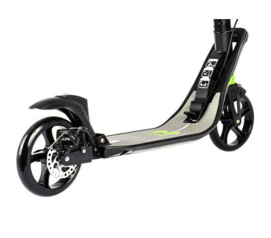 i-Glide Metro PLUS Commuter Scooter - Black / Green
