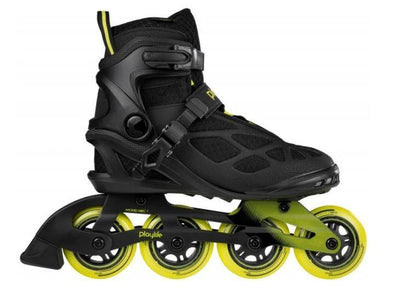 PlayLife Black 84 I Lancer Inline Skate