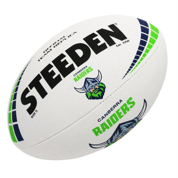 Steeden NRL Team Replica Ball- Size5