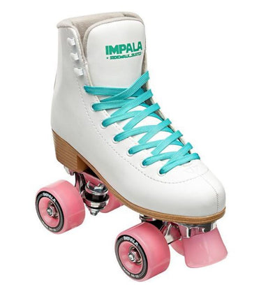Impala Roller Skates White Little Rookie Sport Gold Coast