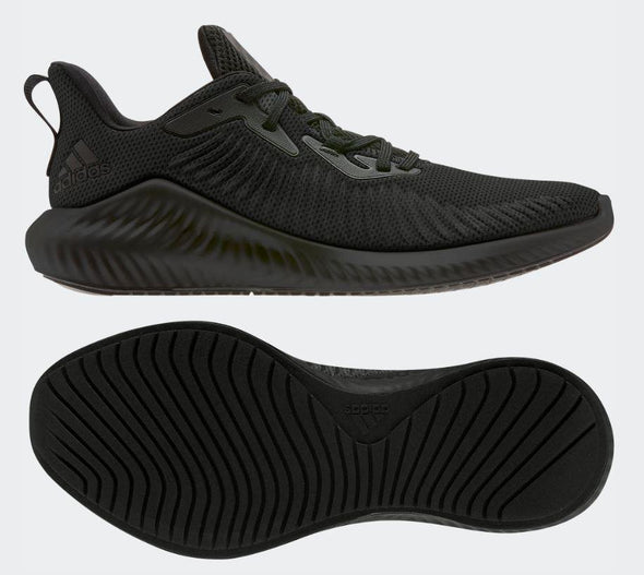 Adidas Alphabounce+ Shoes - Little Rookie Sport (4374680928317)