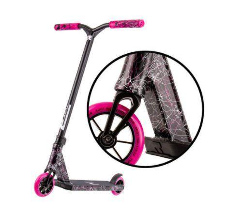 Root Industries Type R Complete Scooter - Black Pink/White