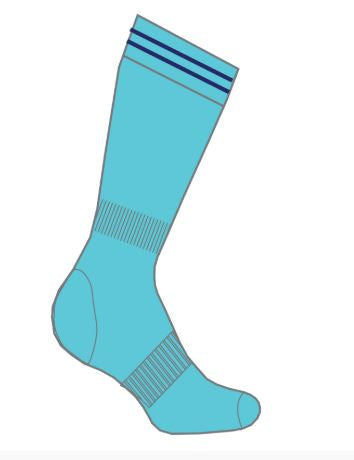 Steeden Performance Socks- Hoop