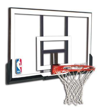 52 Inch NBA Acylic Backboard & Rim Combo - Little Rookie Sport (4321551679549)