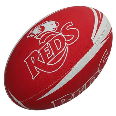 Gilbert Super Rugby Supporters Ball- REDS