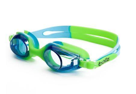 Boltz Flash Goggles - Blue/Green - Little Rookie Sport (4343873929277)